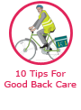 10 Tips for Good Back Care
