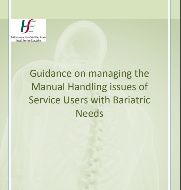 Osers Issues New Guidance Concerning >> Guidance On Managing The Manual Handling Issues Of Service