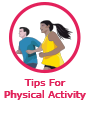 Tips-For-Physical-Activity leaflet